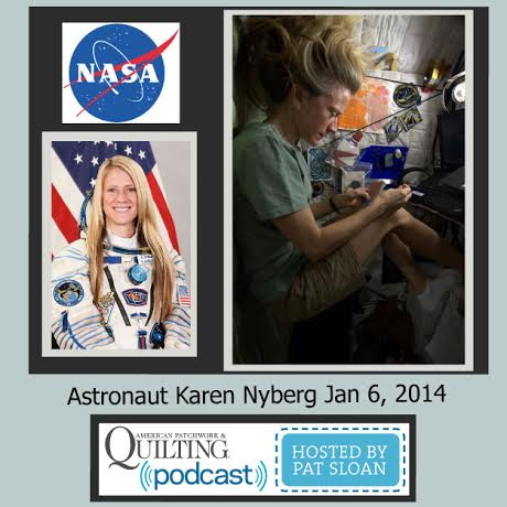 Quilting in Space