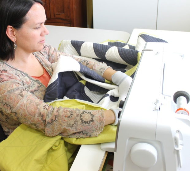 Machine Quilting Bliss