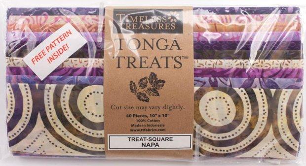 Tonga Squares