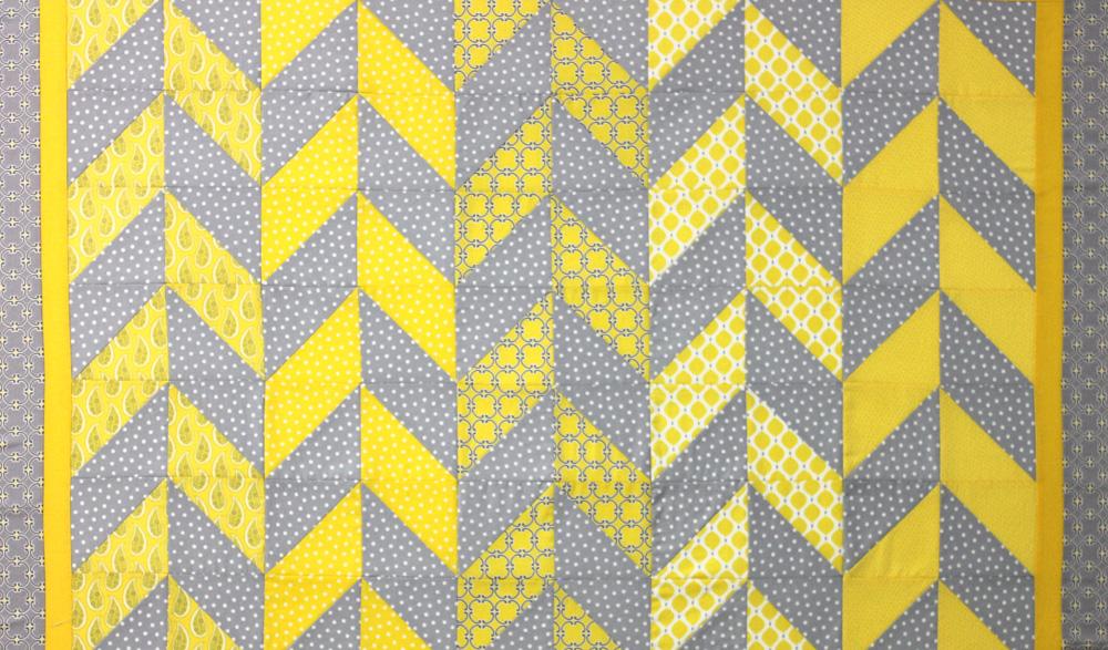 Herringbone Wip Tips On Working With Directional Fabric