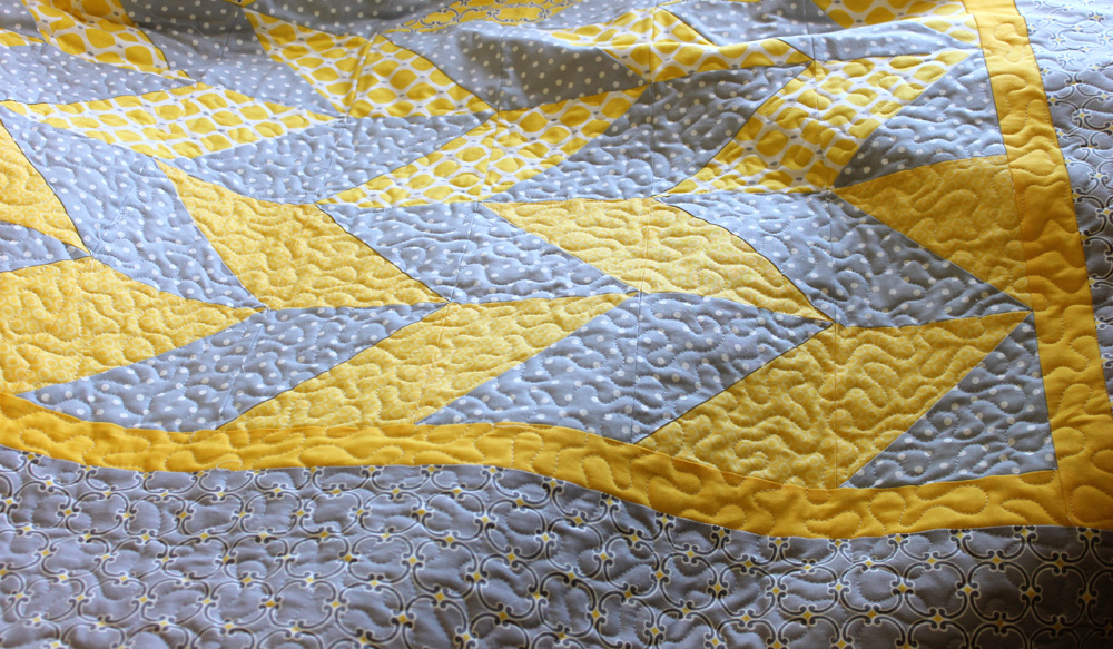 Herringbone WIP – Simple Stipples and FMQ Tips – Christa Quilts : stippling quilting techniques - Adamdwight.com