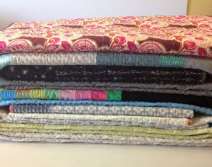 12 quilts for my book in 2015!