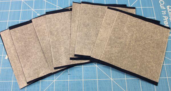 fusible squares