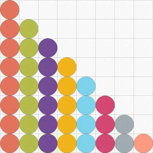 Abacus - Kona's Pick White Grid