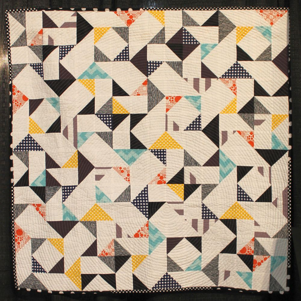Modern Quilt Guild Showcase at the International Quilt Festival ... : images of modern quilts - Adamdwight.com
