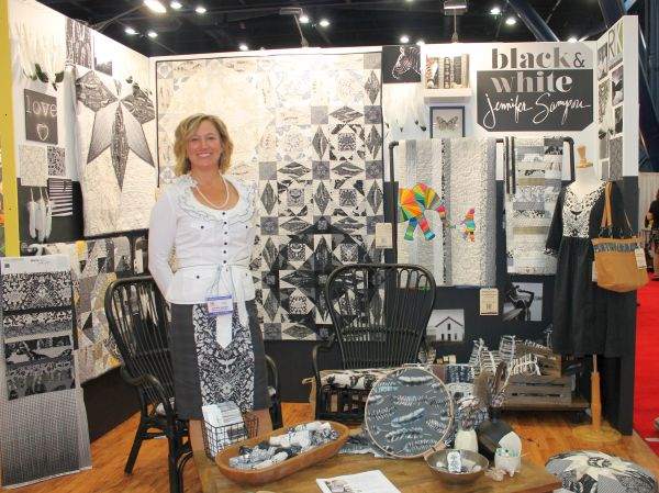 Booth Jennifer Sampou