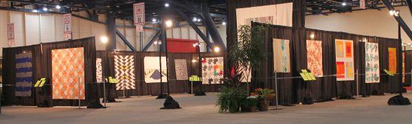 Modern Quilt Guild Showcase Special Exhibit