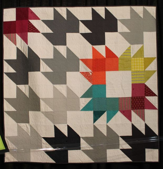 Spiced Chai Quilt by Katie Blakesley