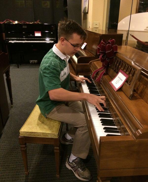 2014 Ryan Piano