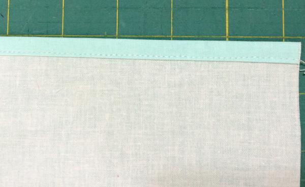 sewn-hem