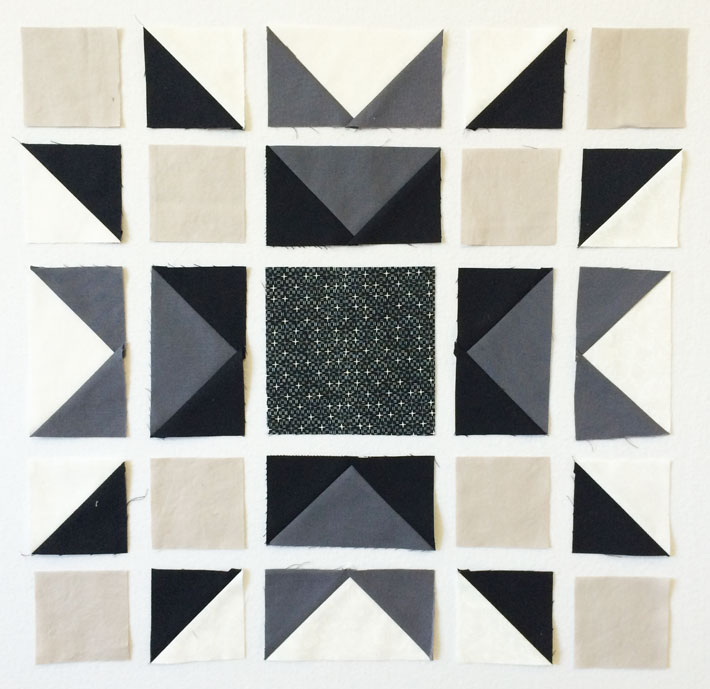 Double Star Block Tutorial Christa Quilts