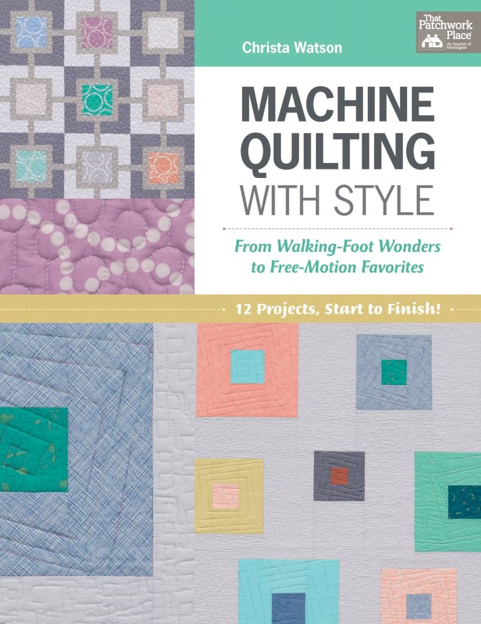 Machine Quilting With Style