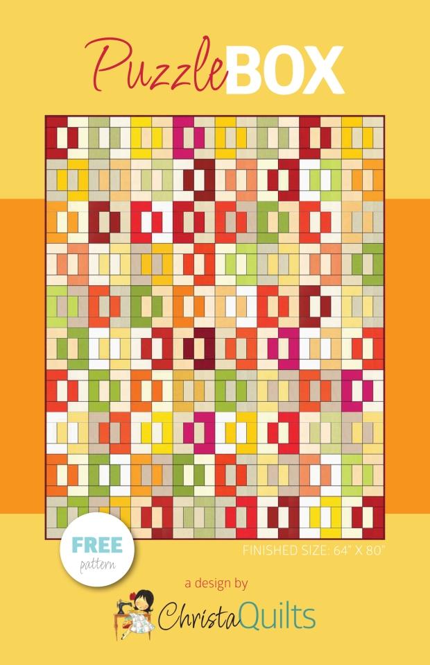 Puzzle Box Pattern