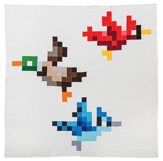 8 bit birds