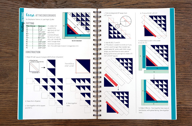 how to use a grid book as a planner