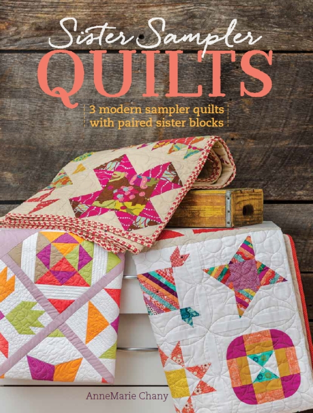 Sister Sampler Quilts Book Cover