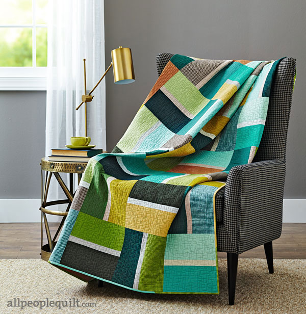Easy Going Quilt