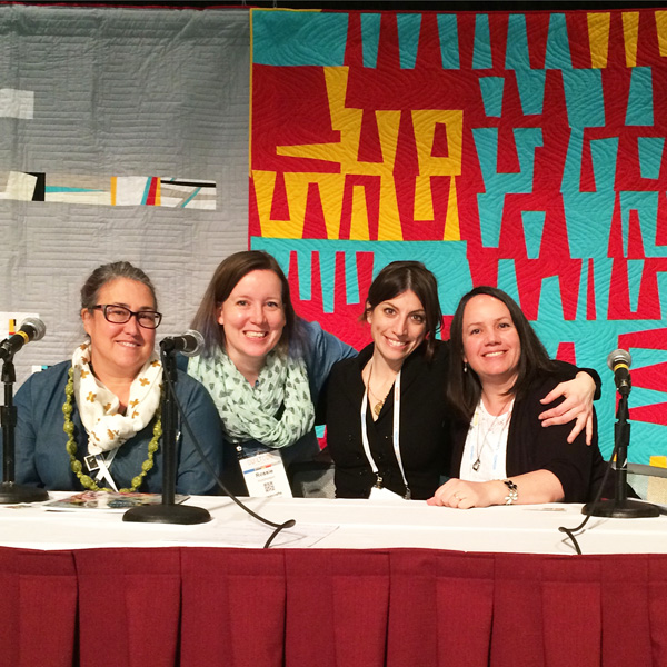QuiltCon Panel