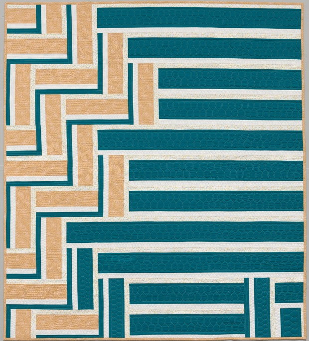 Plumb Lines Quilt