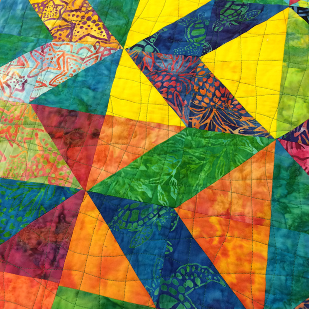 Lucy_quilting