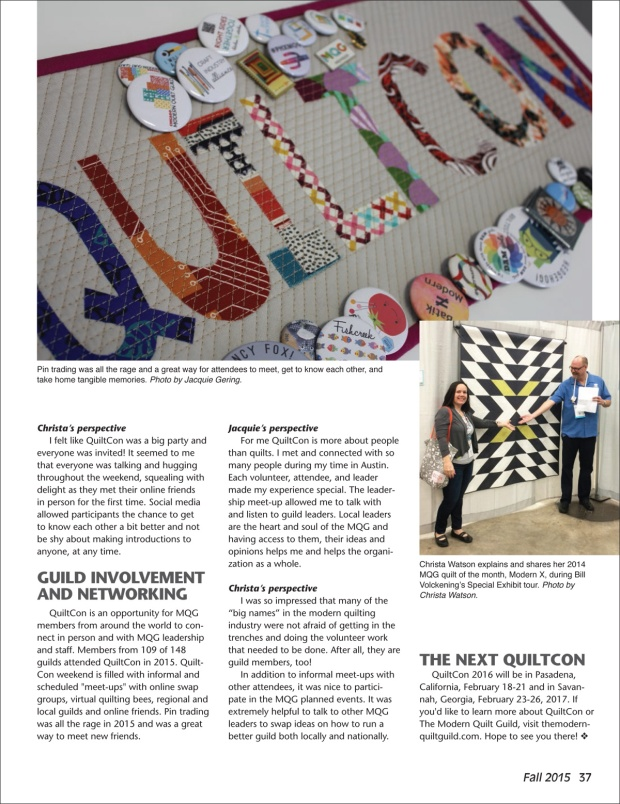 QuiltCon Article page 4