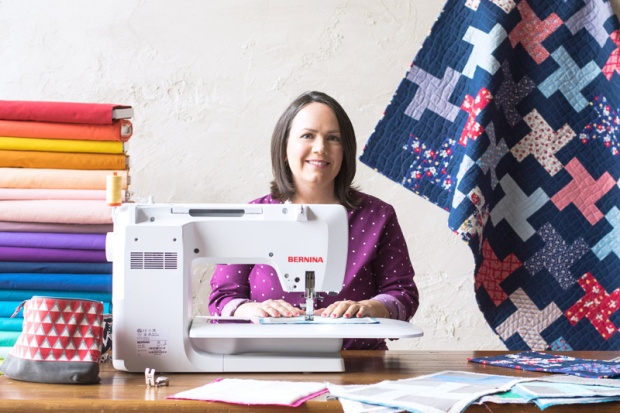 Christa Watson of Christa Quilts