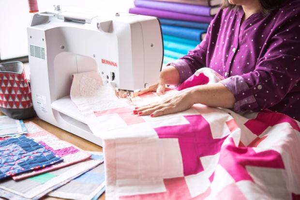pink-pinwheels-quilting
