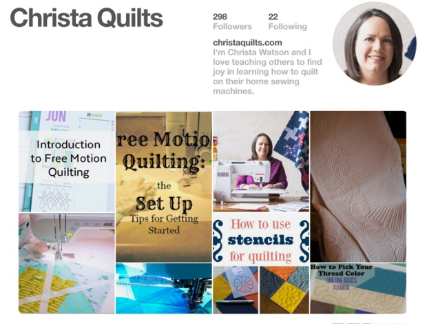 Christa Quilts on Pinterest