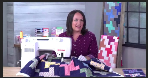 Christa Watson's Craftsy Class: The Quilter's Path