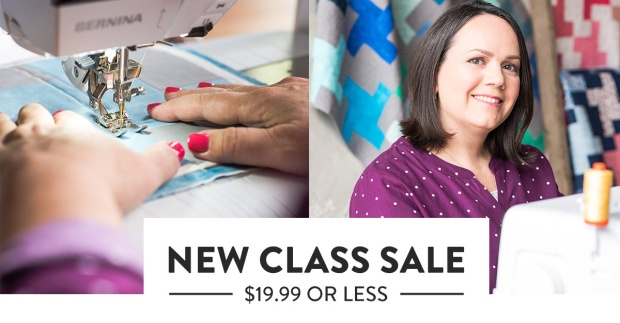 All Craftsy Classes on Sale