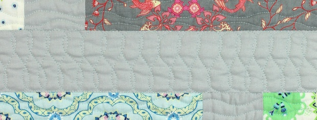 Sneak Peek of Piece and Quilt with Precuts