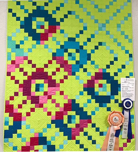 Vicki Ruebel Machine Quilting