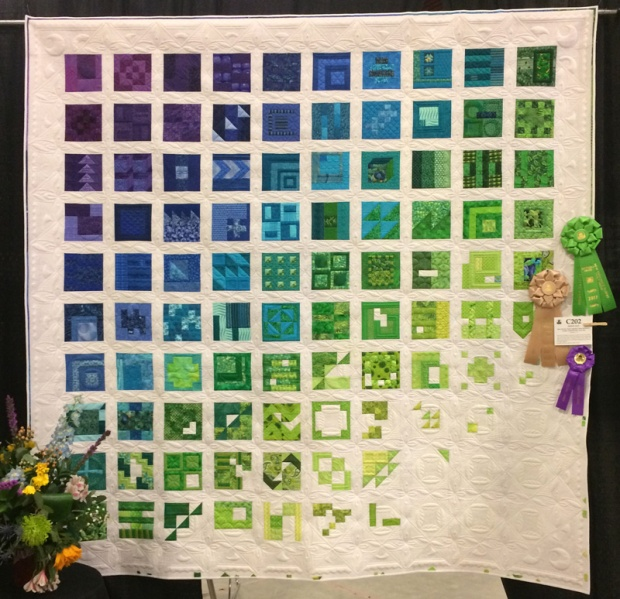 What it's Like to Judge a Quilt Show – My Experience at Vermont ... : vermont quilt festival - Adamdwight.com