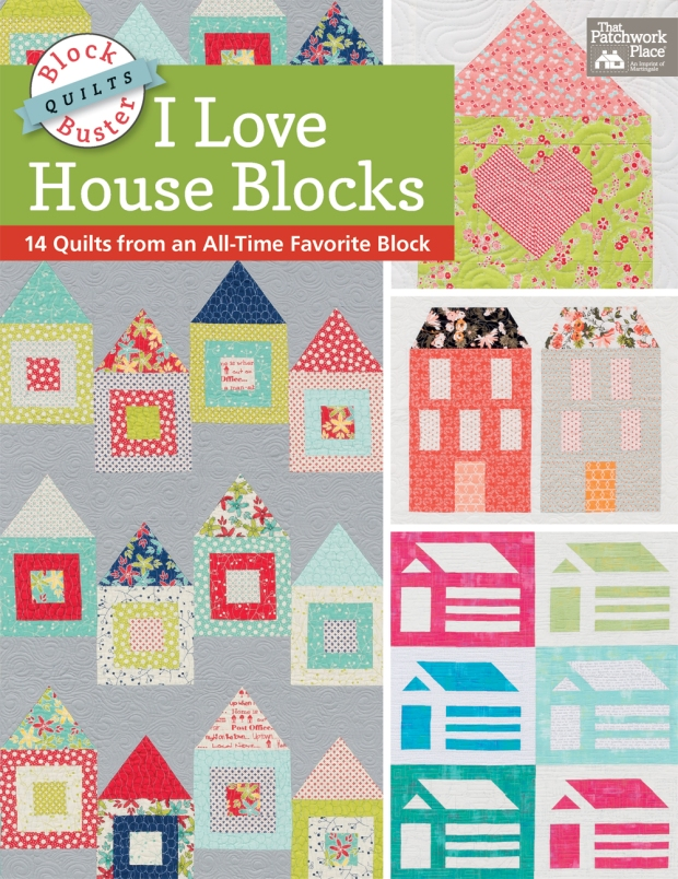 I Love House Blocks