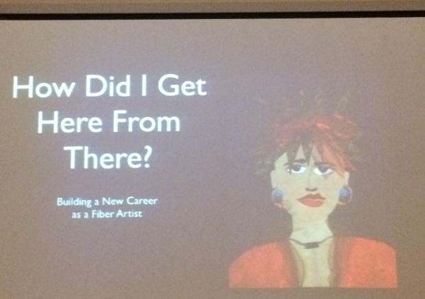 Carol Ann Waugh Lecture