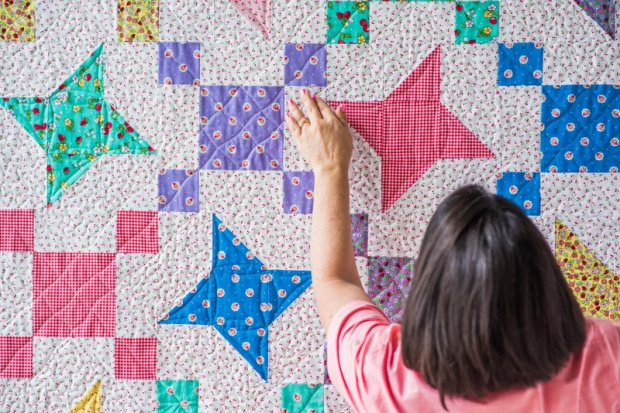 Machine Quilting with Christa on Craftsy