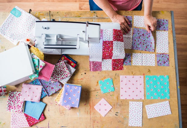 Christa Quitls - Craftsy Class Startup Library Quilting