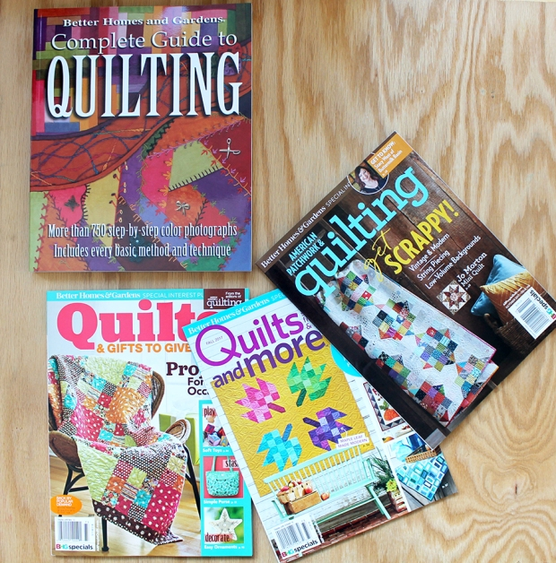 American Patchwork and Quilting Giveaway