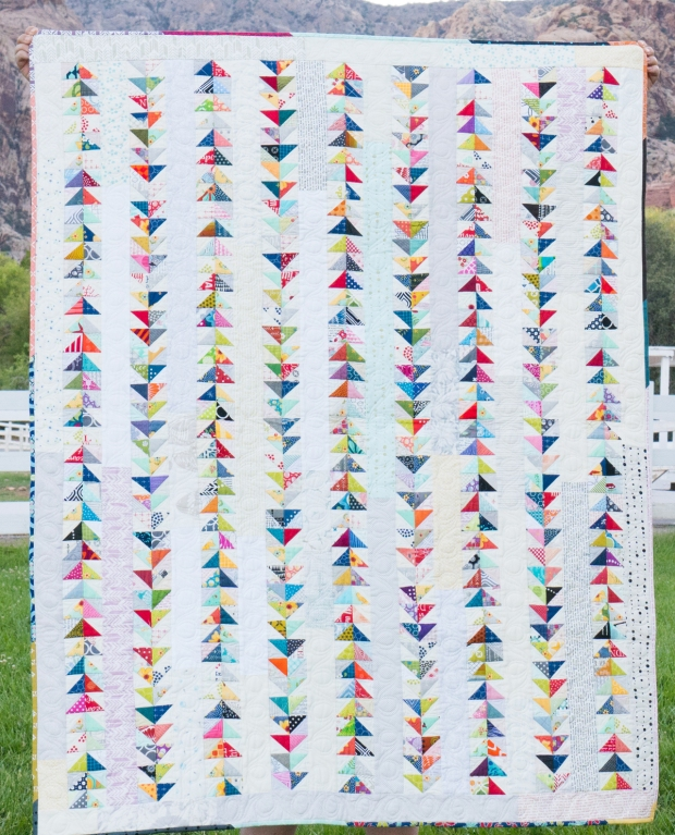Baby Geese Bonus Quilt Pattern