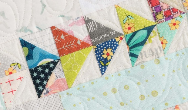 Baby Geese Quilting