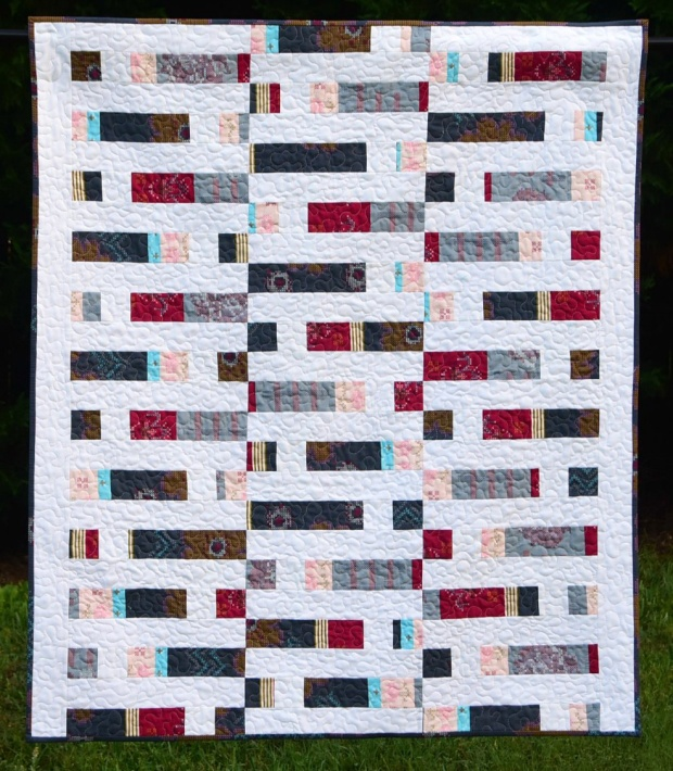 Cheryl Brickey Dot n Dash from Piece and Quilt with Precuts