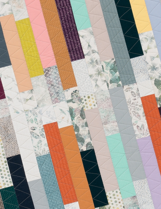 Frequency Quilting