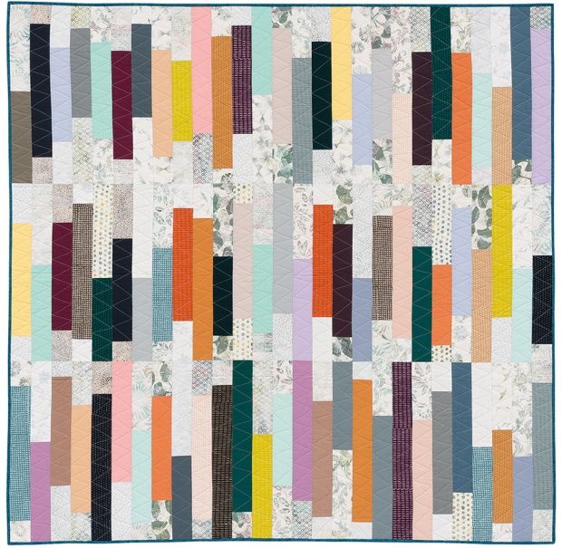 Frequency by Christa Watson for Piece and Quilt with Precuts