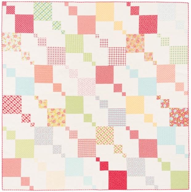 Moda LATITUDE BATIKS Kate Spain JELLY Roll 40-2 12 Quilt Fabric Strips