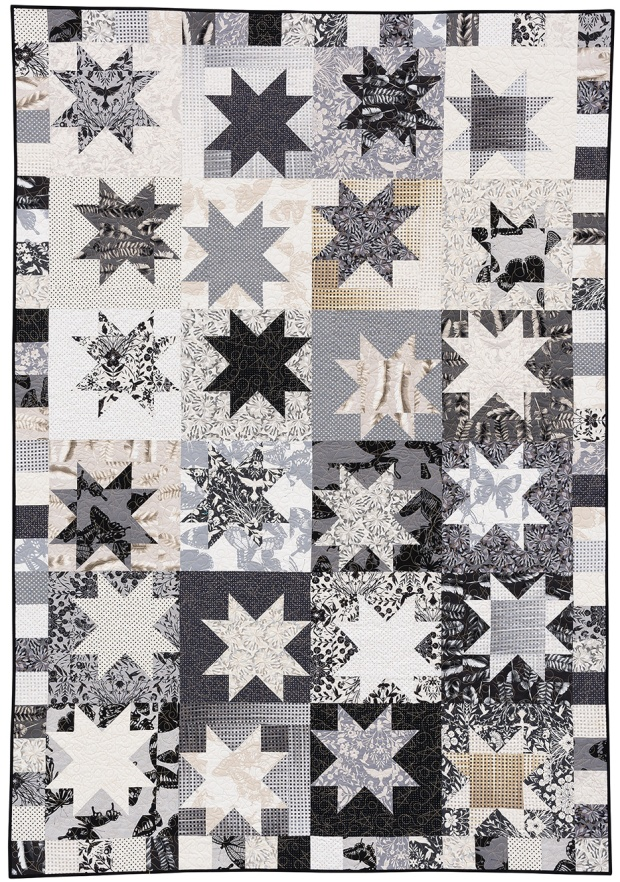 Starstruck by Christa Watson from Piece and Quilt with Precuts