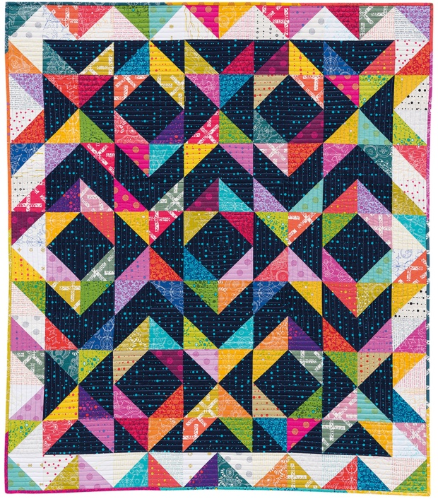 SWAK from Piece and Quilt with Precuts