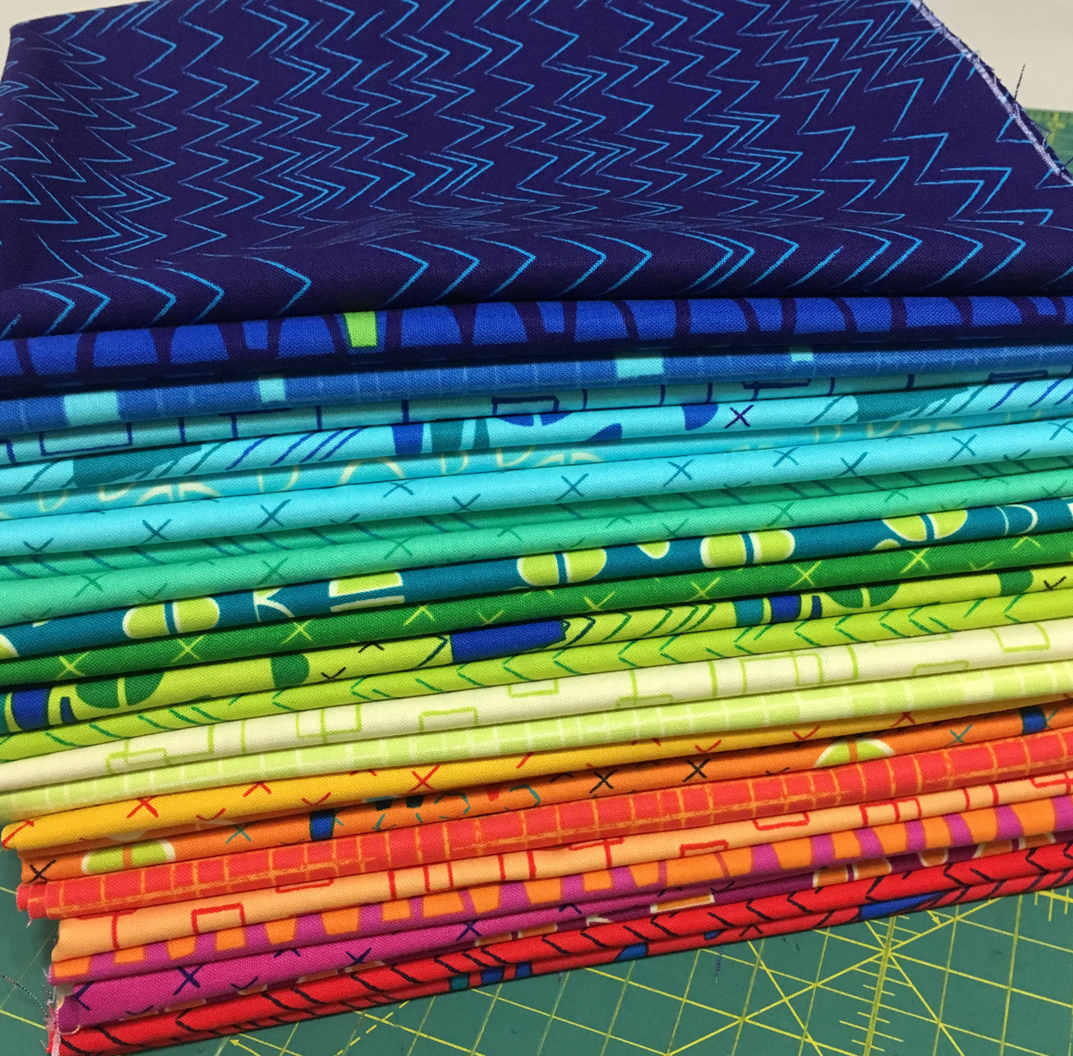 Quilt Shops that Carry Modern Marks