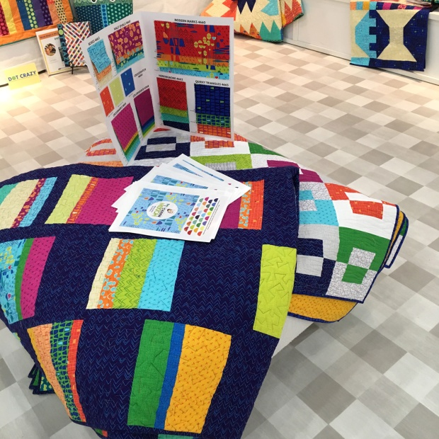 Quilts from Modern Marks