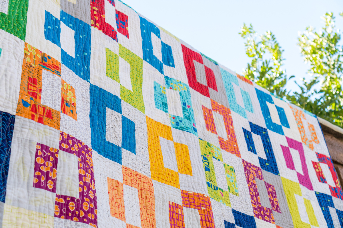 Line Art Quilt Pattern : Quilting is my therapy modern bee