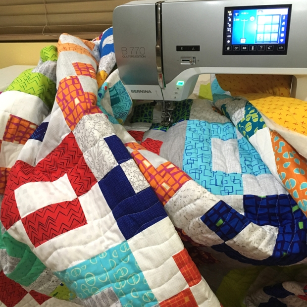Quilting Modern Puzzle